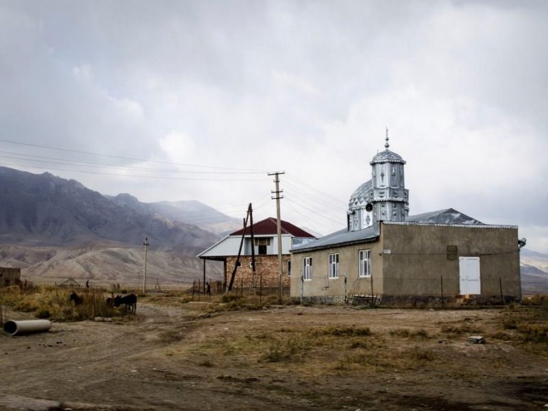 Islam Mosquée Kirghizstan