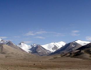 Plateau Pamir-Alaï Kirghizstan