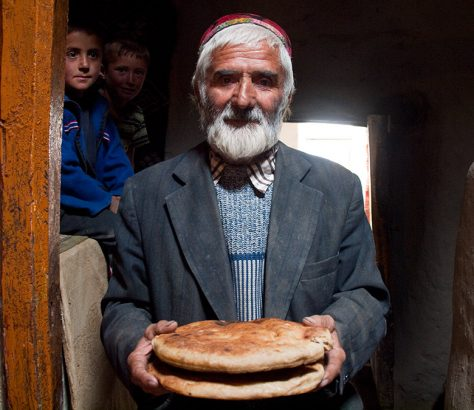 Tadjikistan Barbe Pamir