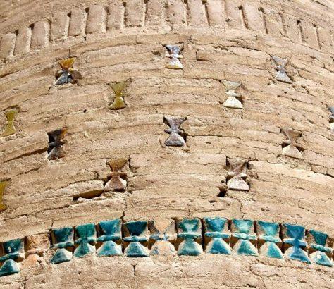 Sablier Khiva Khorezm Monument Ouzbékistan