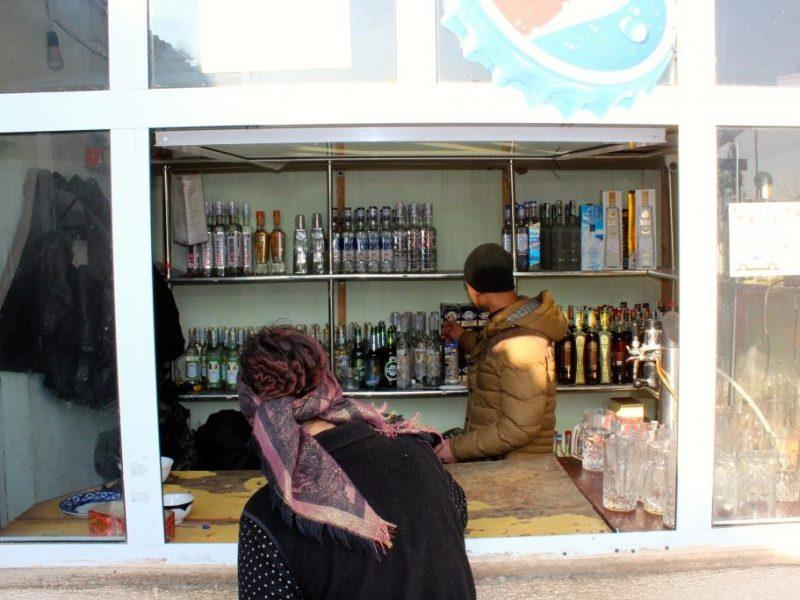 Karchi Ouzbékistan Alcool Vodka