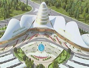 Hôtel Karakoum Turkménistan Achgabat Bouygues