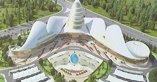 Hôtel Karakoum Turkménistan Achgabat