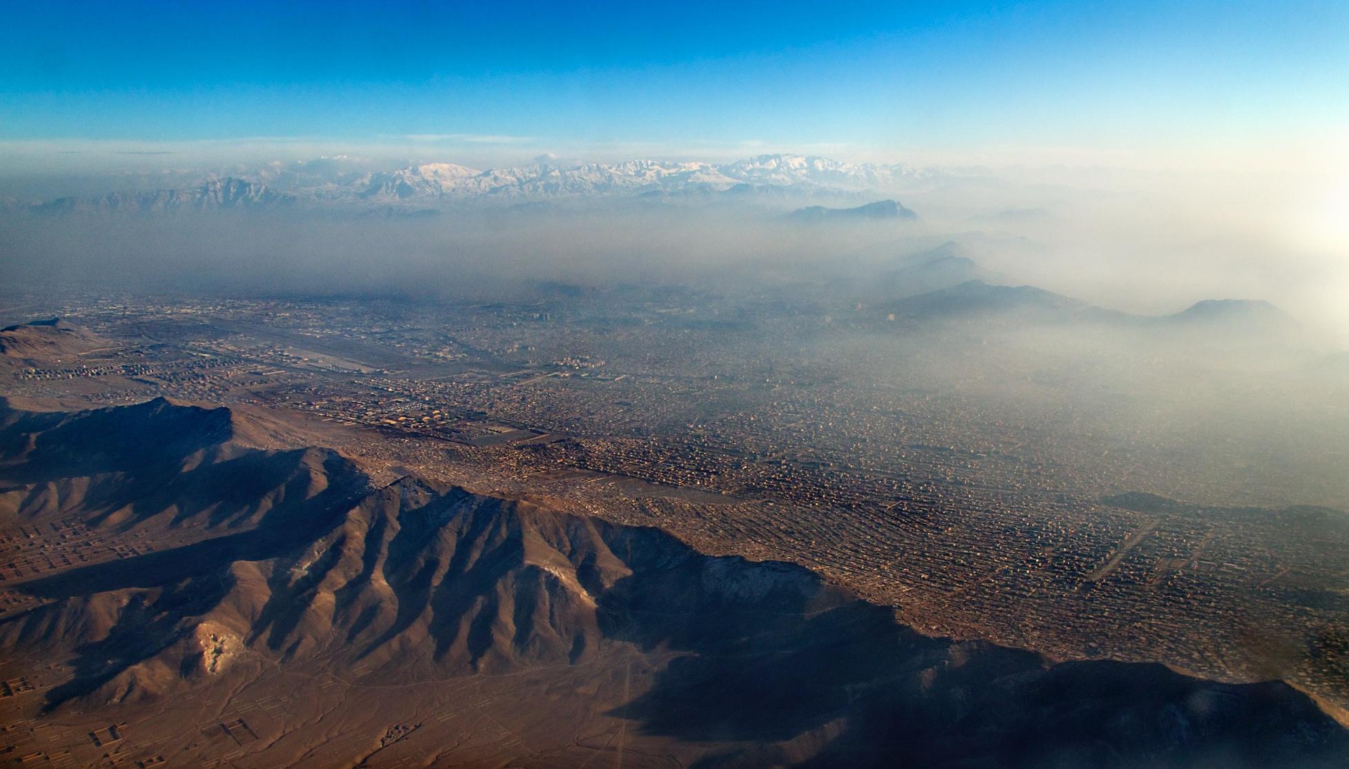 Afghanistan Kaboul