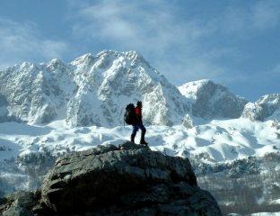 Montagne Alpinisme Tadjikistan Sport Extrême