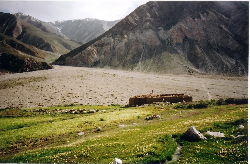 Badakhchan Tadjikistan Afghanistan Montagne Prairie