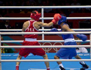 Boxe AIBA 2012 Londres