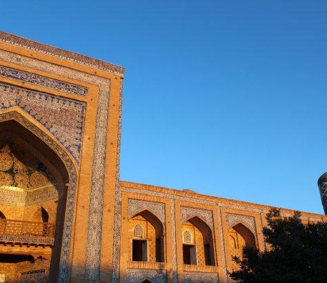 Khiva Destinations Ouzbékistan