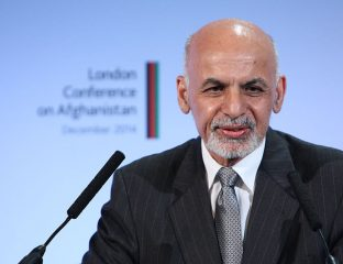 Président Ashraf Ghani Conférence Londres Afghanistan