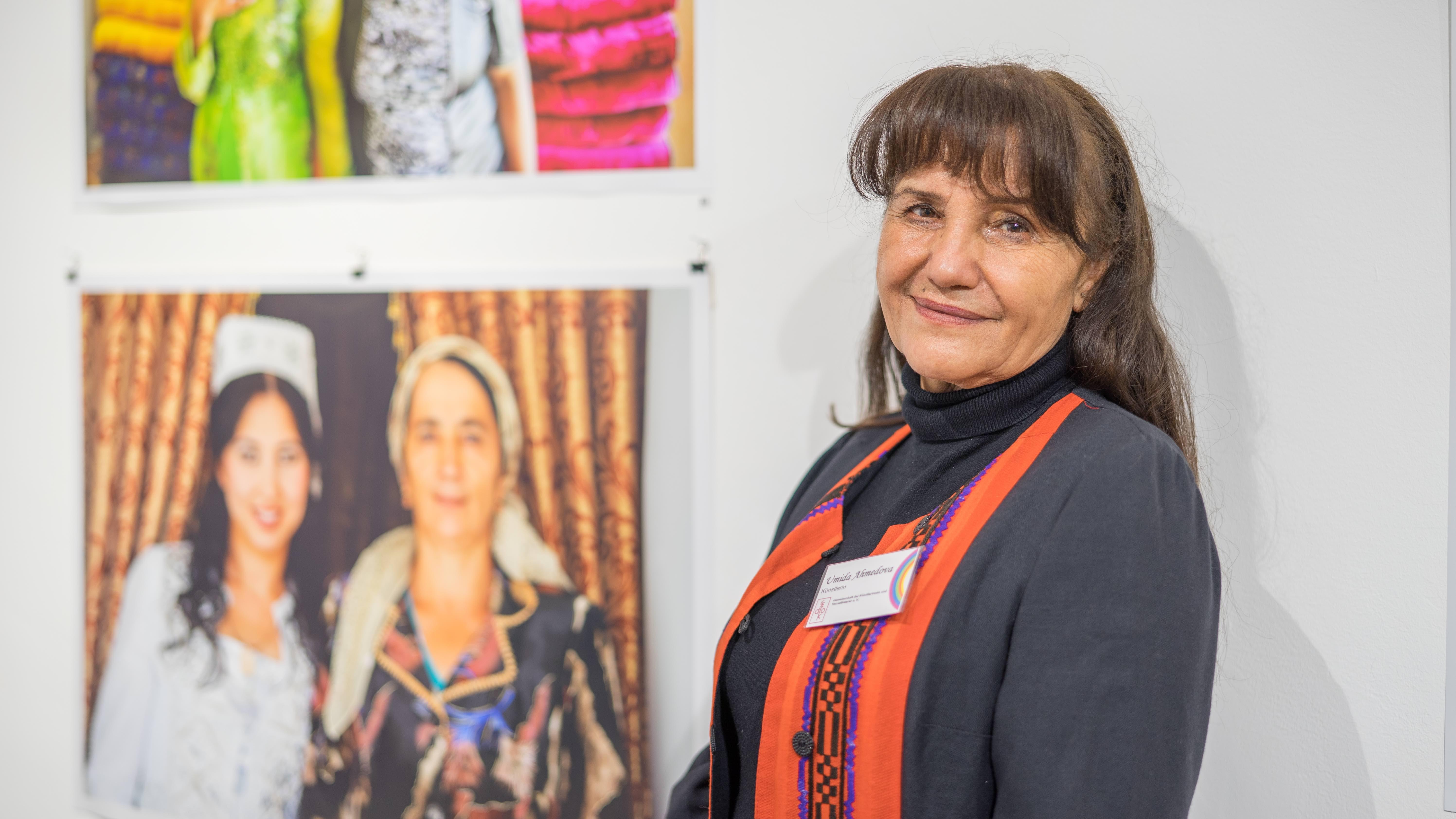Oumida Akhmedova Photographe Artiste