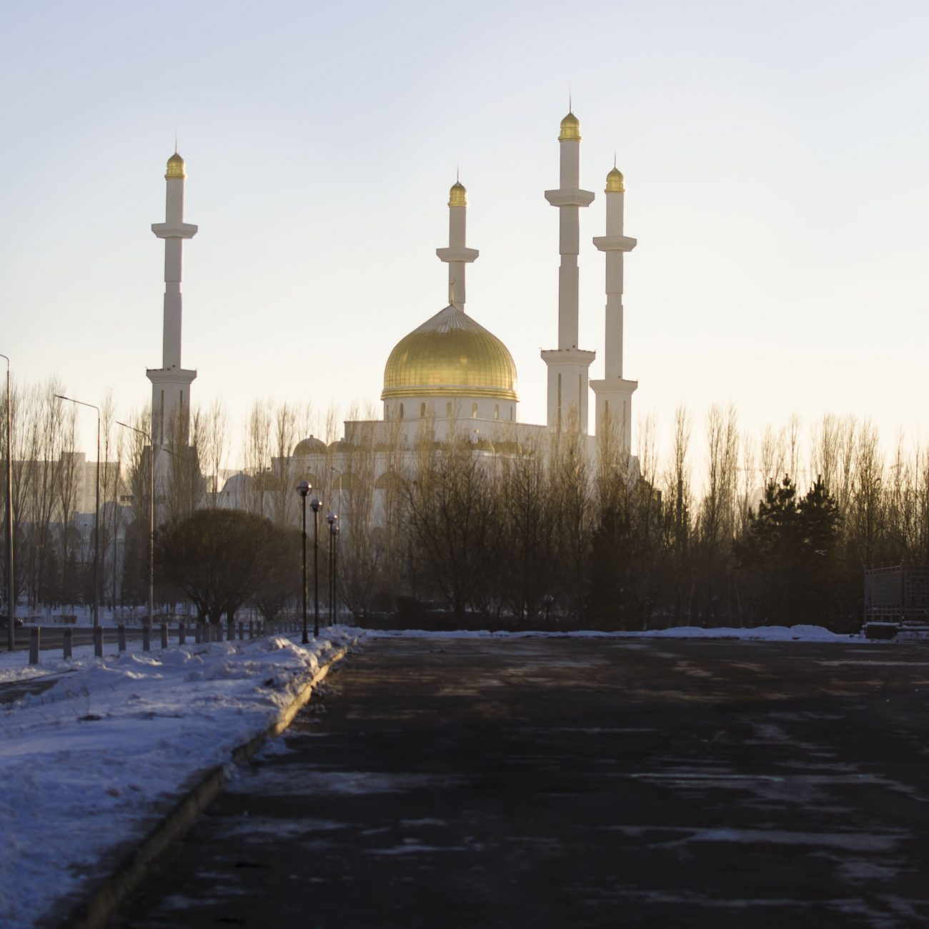 Nour-Astana Astana Mosquée Kazakhstan