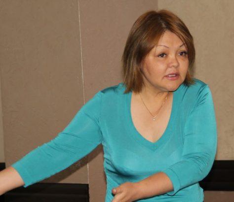 Ayman Oumarova Avocate Kazakhstan Prix international femme de courage