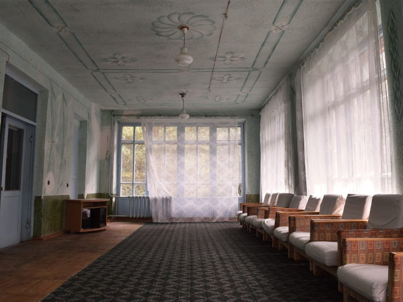 sanatorium, kirghizstan, asie central, centralasia