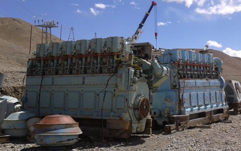 Générateurs Diesel Rebut Mourghab