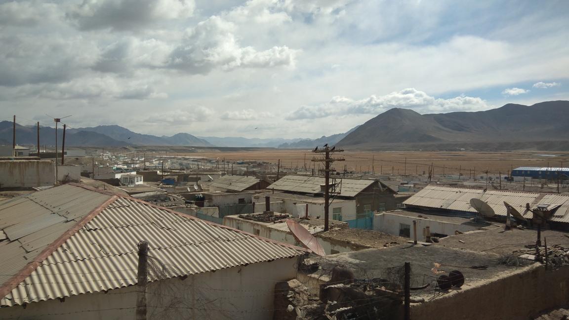 Antennes Paraboles Lien Kirghizstan