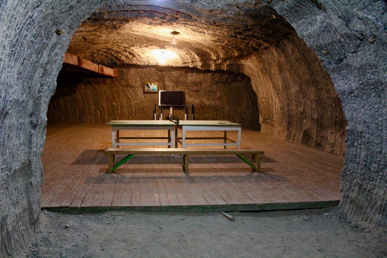 Ping-Pong Sel Vie Sanatorium