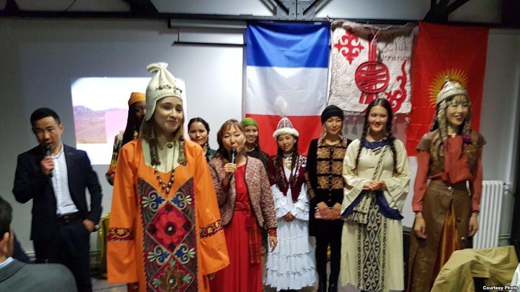 Kirghizstan Kirghiz France KyrghyzClub Fête Norouz Nouvel an