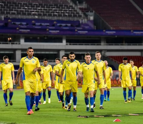 Ouzbékistan football indépendance