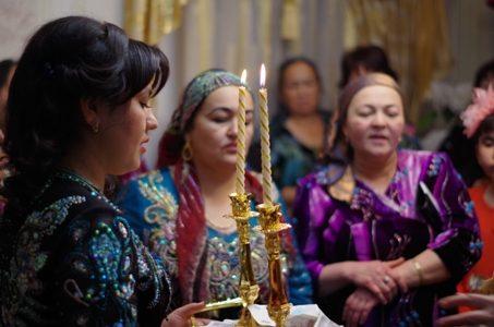 Mariage Ouzbékistan Boukhara