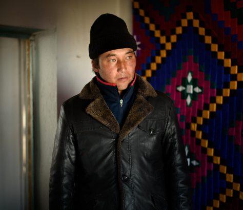 Monter à cheval au Kirghizstan