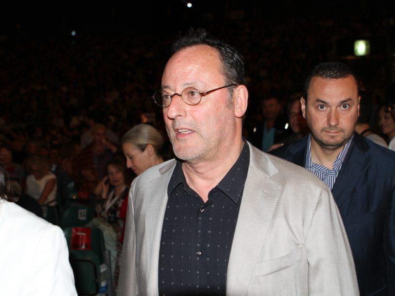 Jean Reno Acteur France Ouzbékistan Russie