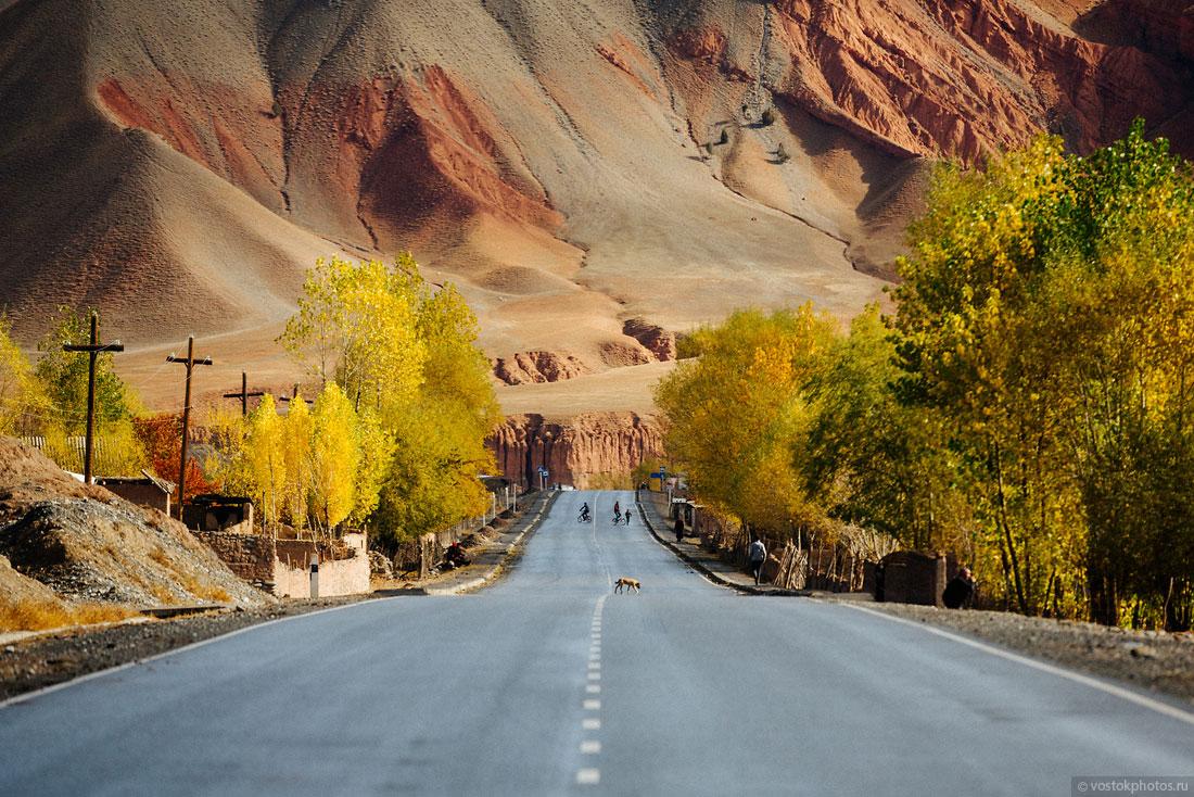 Pamir Tajikistan Haut-Badakhchan Tourisme Montagnes