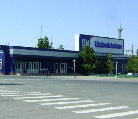 Une usine GM en Ouzbékistan