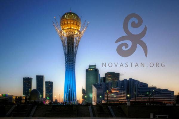 Novastan Kazakhstan membership Bayterek Associatif Média Journalisme
