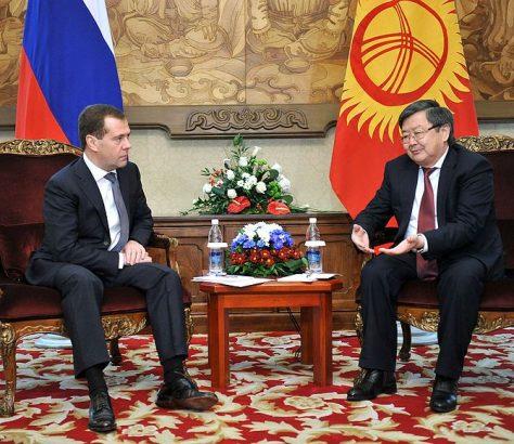 Jantoro Satybaldiev Kirghizstan Politique Premier ministre