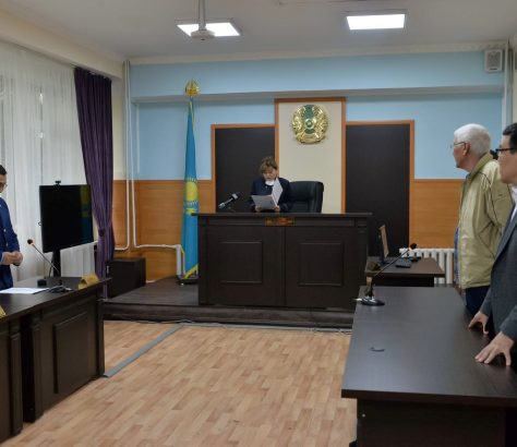 Ratel.kz Kazakhstan Journalisme Justice Répression