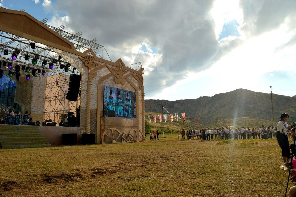 Jezkiik Kazakhstan Folklore Ulytau Festival Evènement
