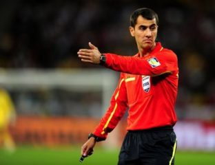 Ravchan Irmatov Arbitre Ouzbékistan Coupe du monde Football