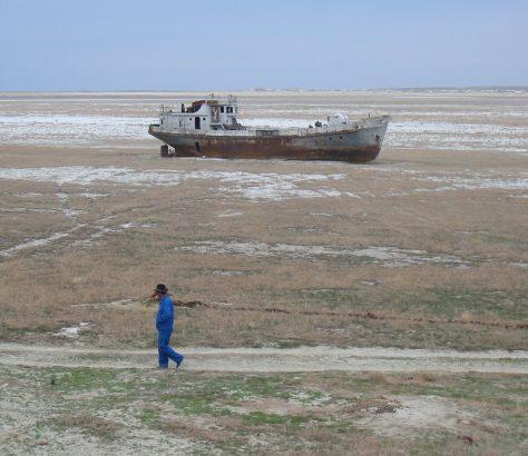 Epace Milieu Mer Aral