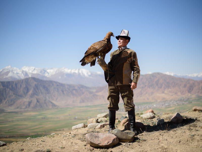 Fauconnier Kirghizstan Antoine Béguier