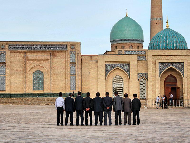 Hazrate Imam Madrasa Tachkent