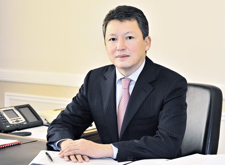 Kazakhstan Timour Koulibaïev