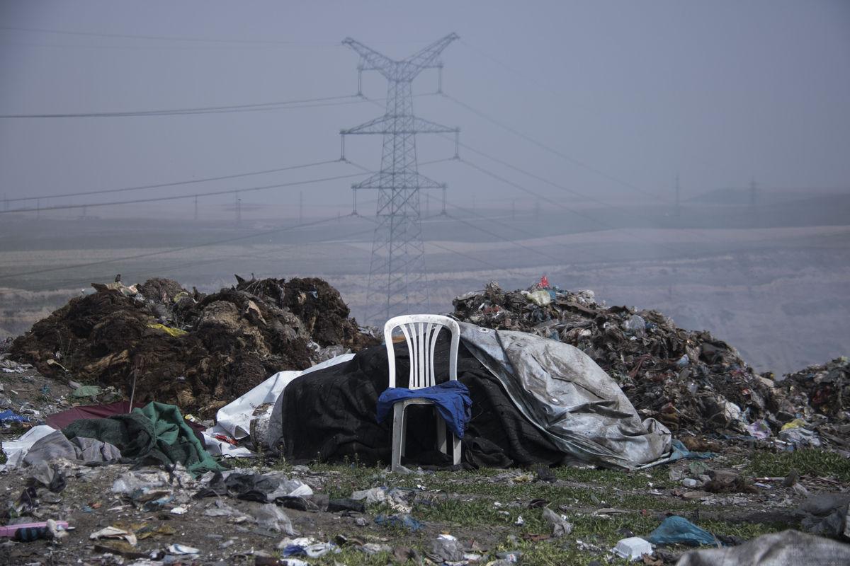 Och Déchets Kirghizstan Environnement Chaise