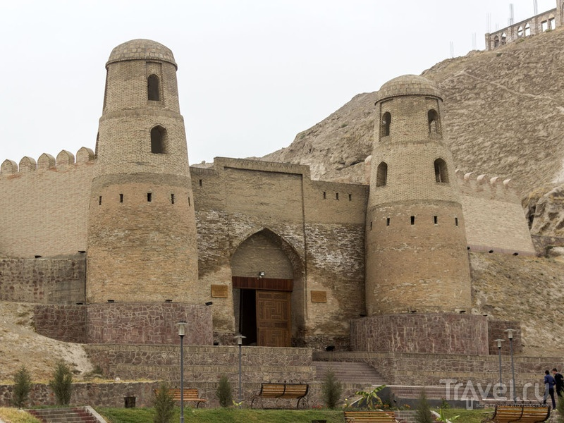 Tadjikistan Hisor Forteresse