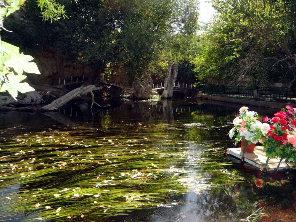Tadjikistan eau sainte Chiluchor Chachma