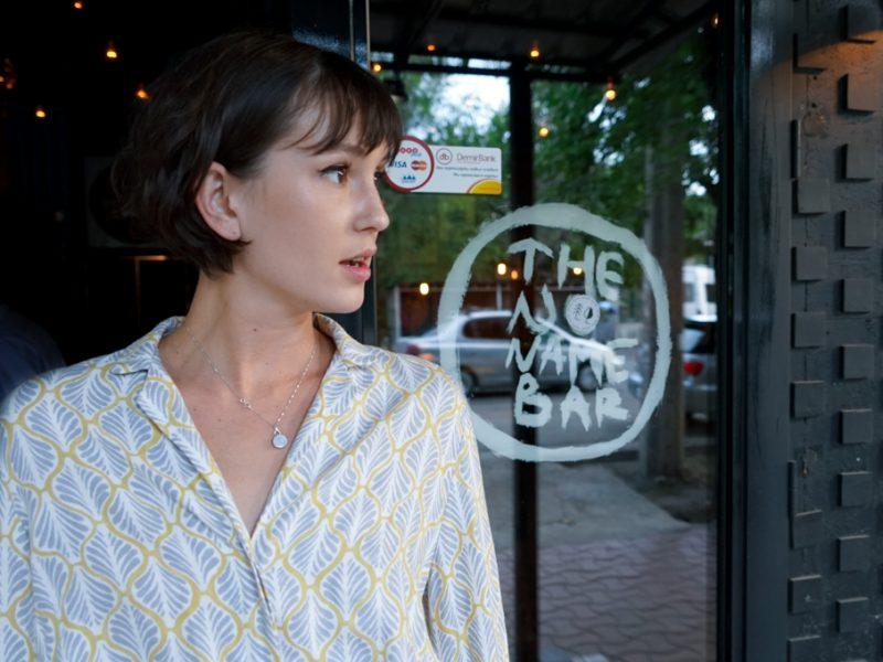 Evgueniya Sartova No Name Bar Bichkek Gérante