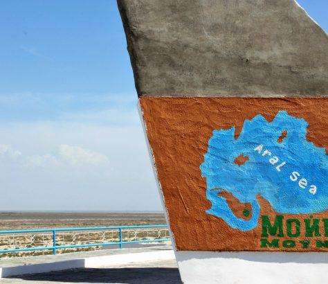 Moynak mer d'Aral