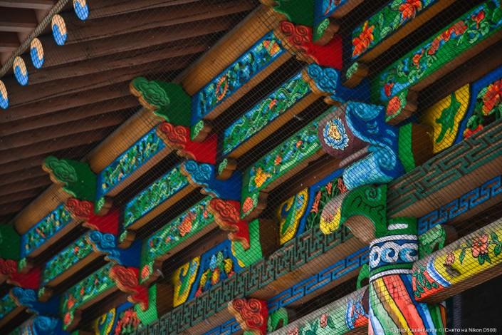 Jarkent Kazakhstan Ville Frontière Chine Mosquée bas reliefs