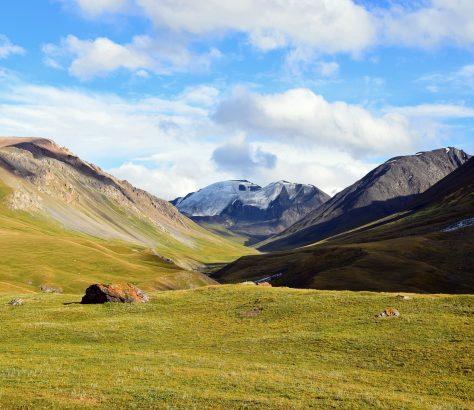Col Tosor Naryn Kirghizstan