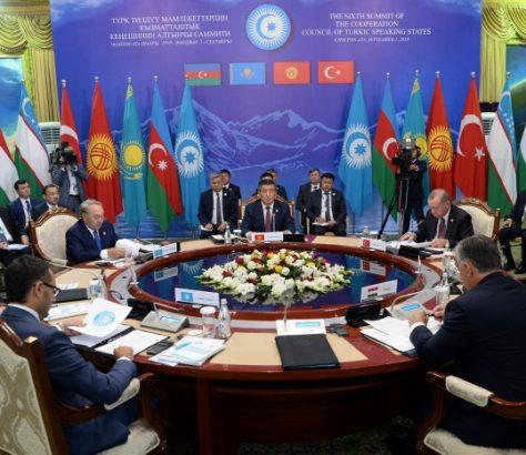 Conseil Turcique Kirghizstan Turquie Ouzbékistan Hongrie