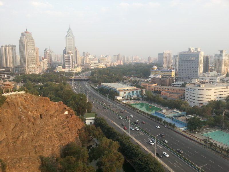 Xinjiang Région ouïgoure Urumchi Chine