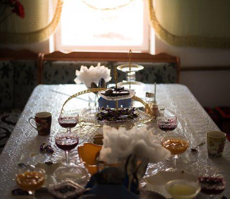 Kirghizistan banquet