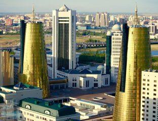 Quartier Institutions Astana Capitale Kazakhstan