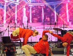 Groupe Tumar Show Scène Ekaterinbourg Russie