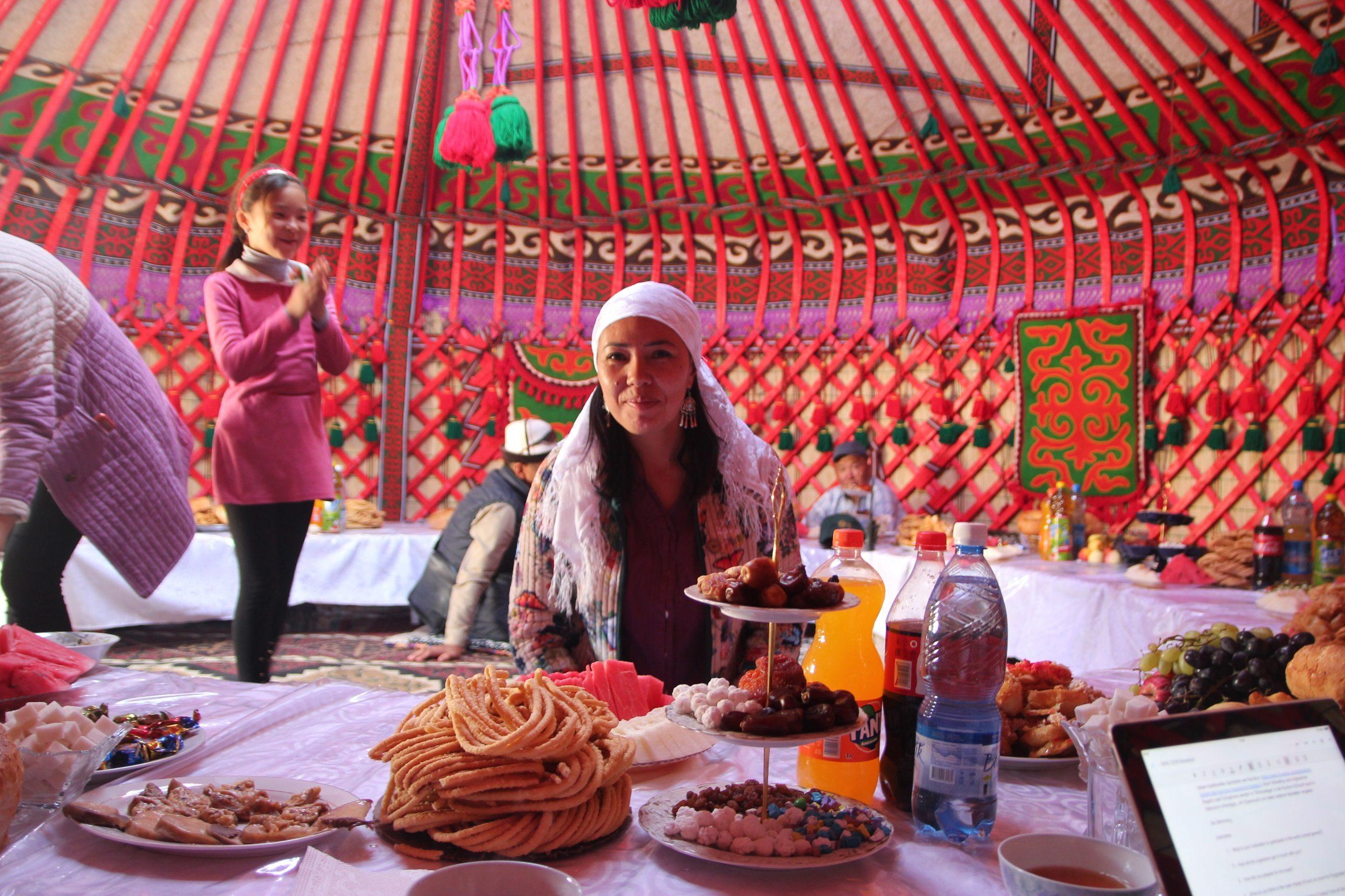 Toumar Compagnie Kirghizstan