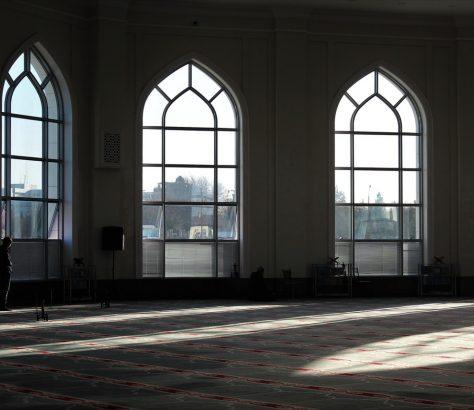 Tachkent Ouzbékistan Mosquée Minor